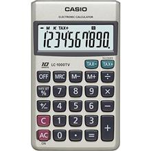 Casio LC-1000TV Desktop Calculator